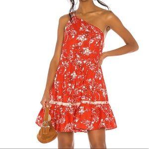 NWOT Free People All Mine Red Mini Dress XS, S, M